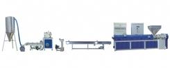 高速染色塑胶造粒整厂设备
