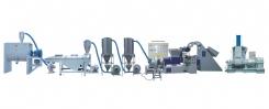 丽江橡塑胶PVC/TPR/EVA高速造粒设备